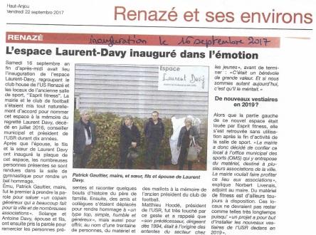 article Laurent commémoration septembre 2017